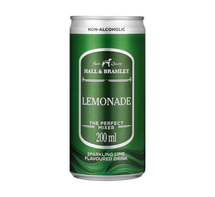 HALL & BRAMLEY LEMONADE CAN 200ML