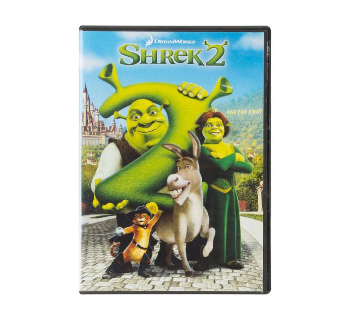Shrek 2 DVD