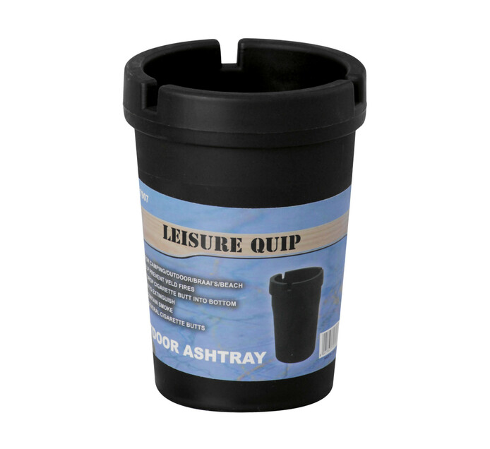 LEISURE QUIP small Ashtray with Lid