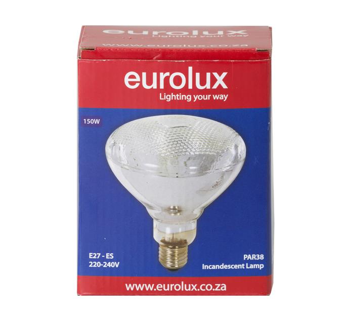 EUROLUX 150W PAR38 240V