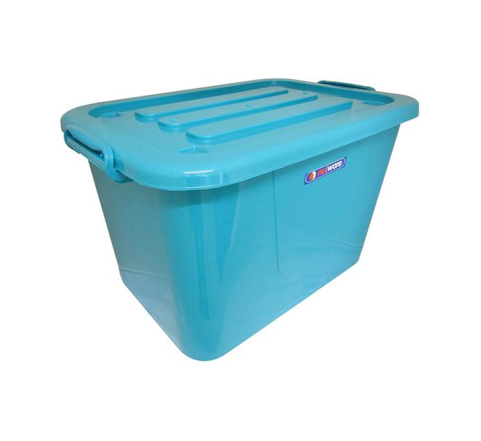 NU WARE 85 l Storage Box With Wheels