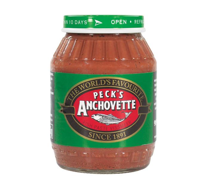 PECKS Anchovette (1  x 225g)