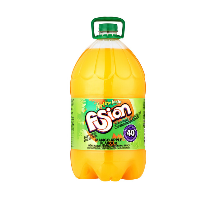 FUSION Dairy Blend Concentrate Mango Apple (1 x 5l)