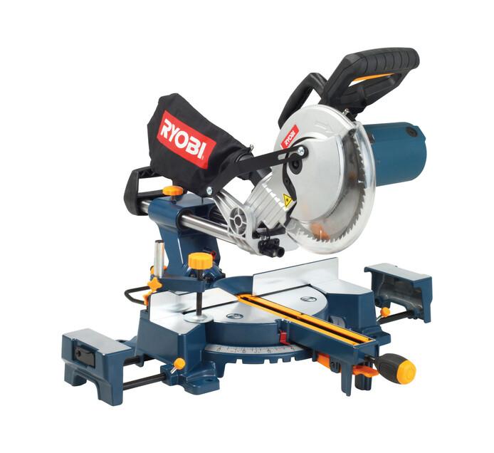 RYOBI 1800 W 210mm Sliding Mitre Saw