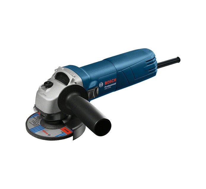 BOSCH 670 W 115 mm Angle Grinder