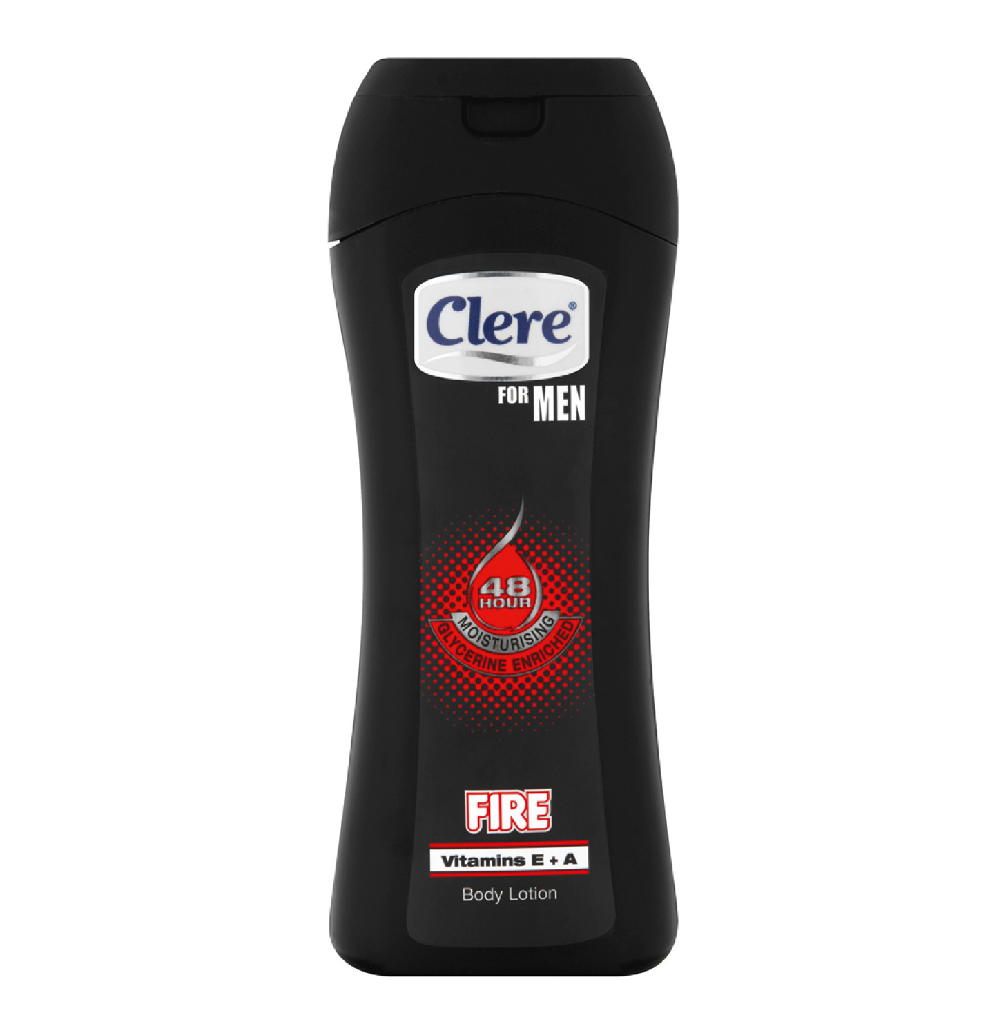 Clere Body Lotion Fire For Men (1 x 400ml)