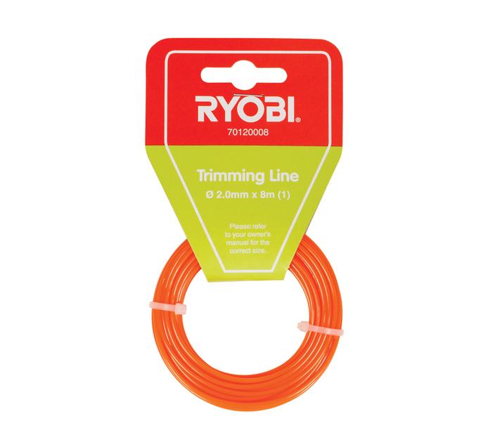 RYOBI 2.0 mm x 2 kg Trimmer Line Spool