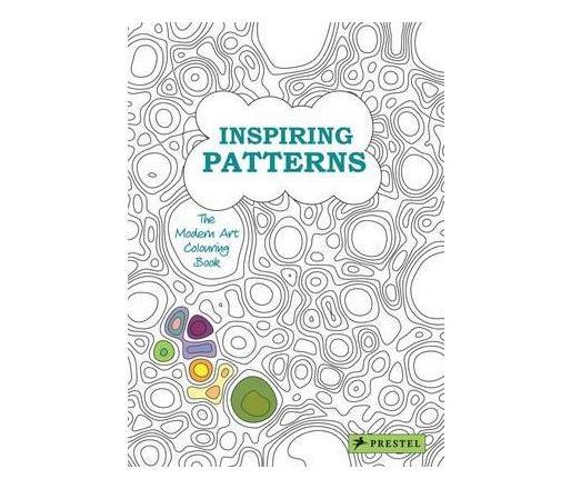Inspiring Patterns : The Modern Art Colouring Book   Handicrfts ...