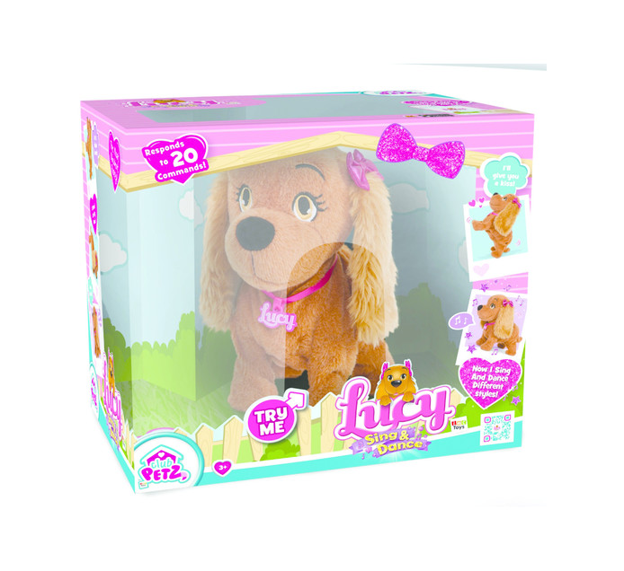 Lucy The Dog Plush