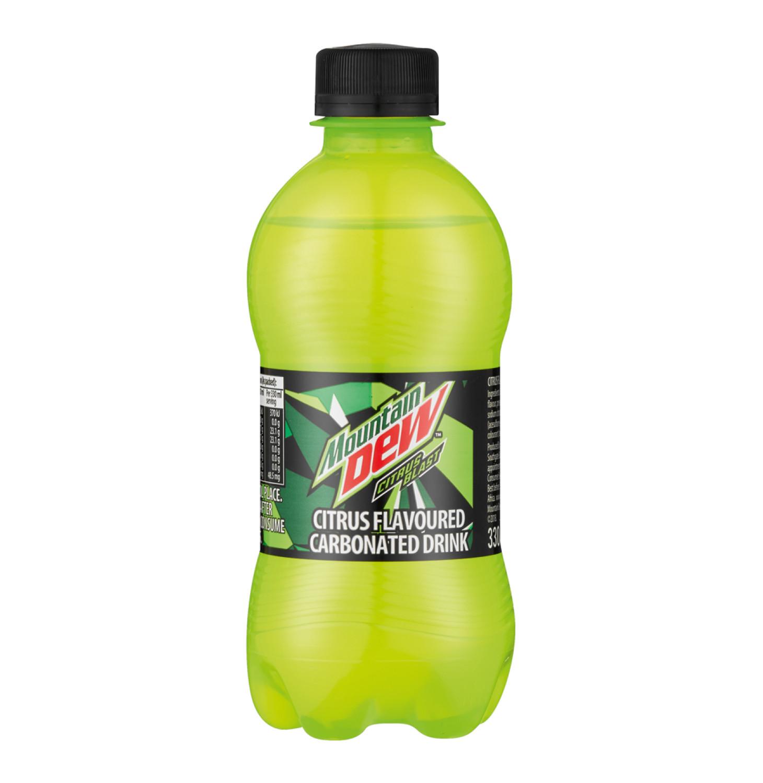 Mountain Dew Soft Drink Citrus (12 x 330ml)
