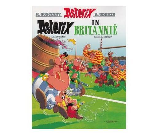 Asterix in Britannie: Boek 8