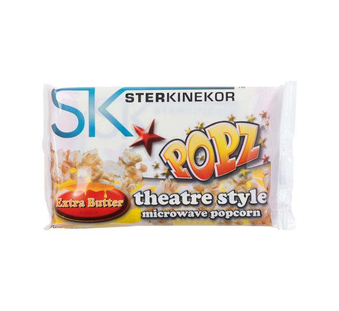 STER KINEKOR Microwave Popcorn Extra Butter (1  x  85g)