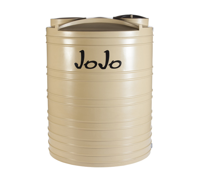 JOJO TANKS 5000 Litres Vertical Water Tank Wintergrass