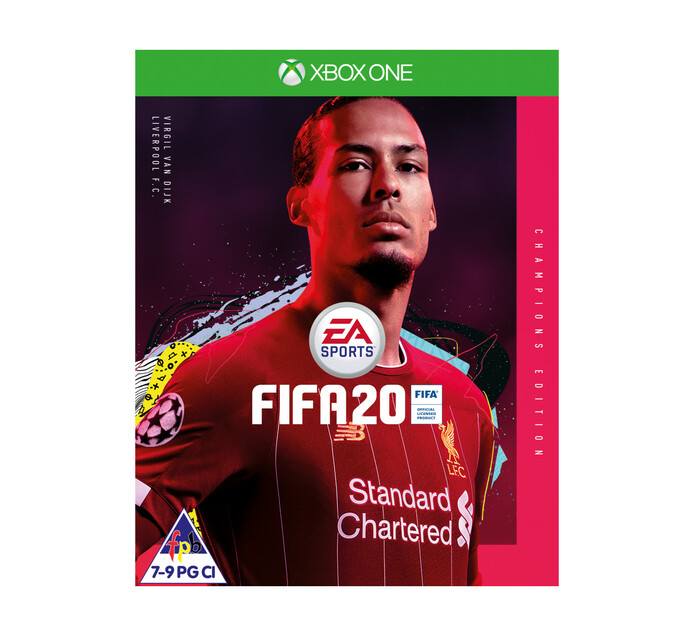 XBOX ONE Fifa 20 Champions Edition (Available 27 09 2019)
