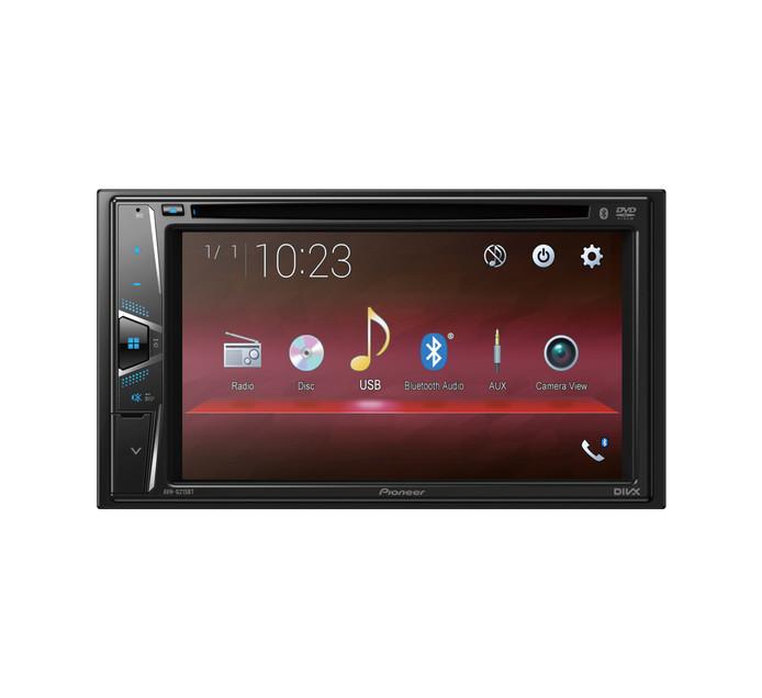 "PIONEER 15.75 cm (6.2"") DVD Bluetooth AV Receiver"