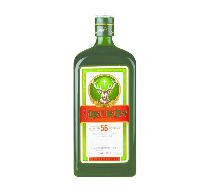 JAGERMEISTER Herbal Liqueur (1 x 1L)