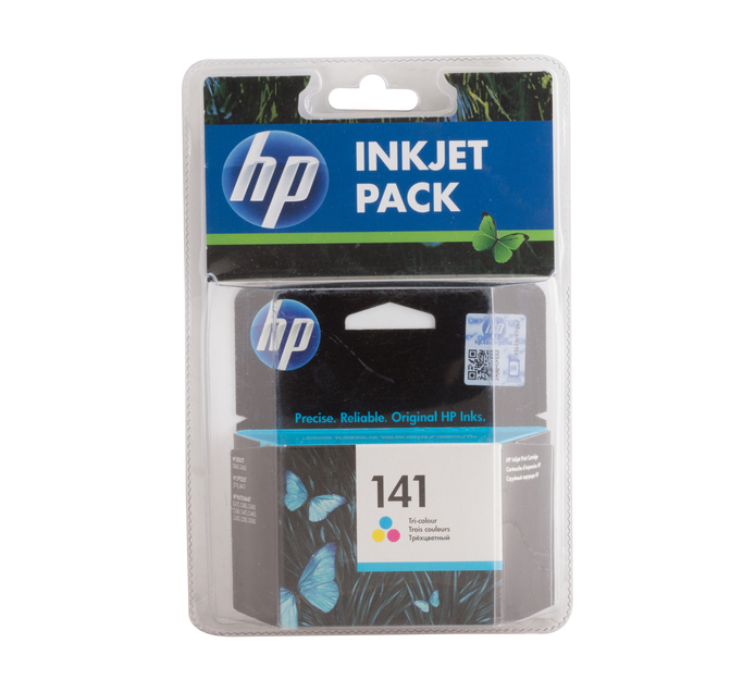 HP 141 Tri-Colour Ink Cartridge