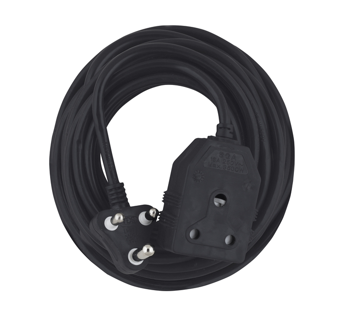 SUEDE 10M 1.5MM EXTENSION CORD