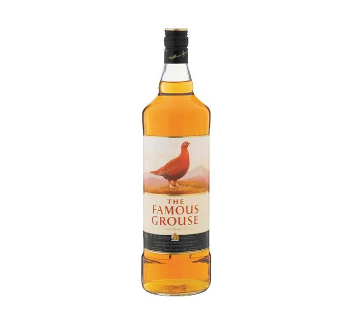 THE FAMOUS GROUSE Scotch Whisky (1 x 1L)
