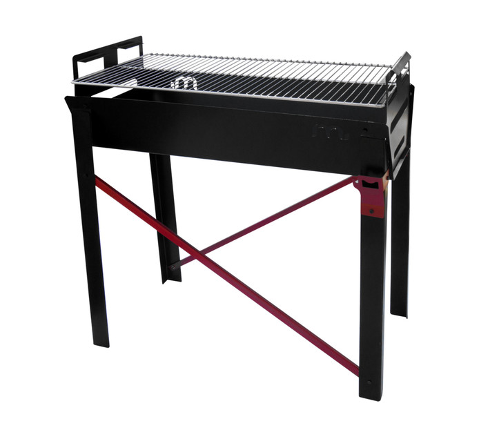 MEGAMASTER 900 Anchor Freestanding Charcoal Braai