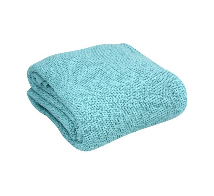 ROMATEX 180 cm x 230 cm Breeze Cotton Blanket
