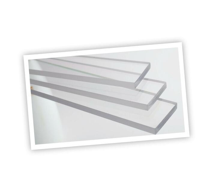 ViewProtect Clear Burglar Bars - 1 Meter 12 pack special - Contractors release
