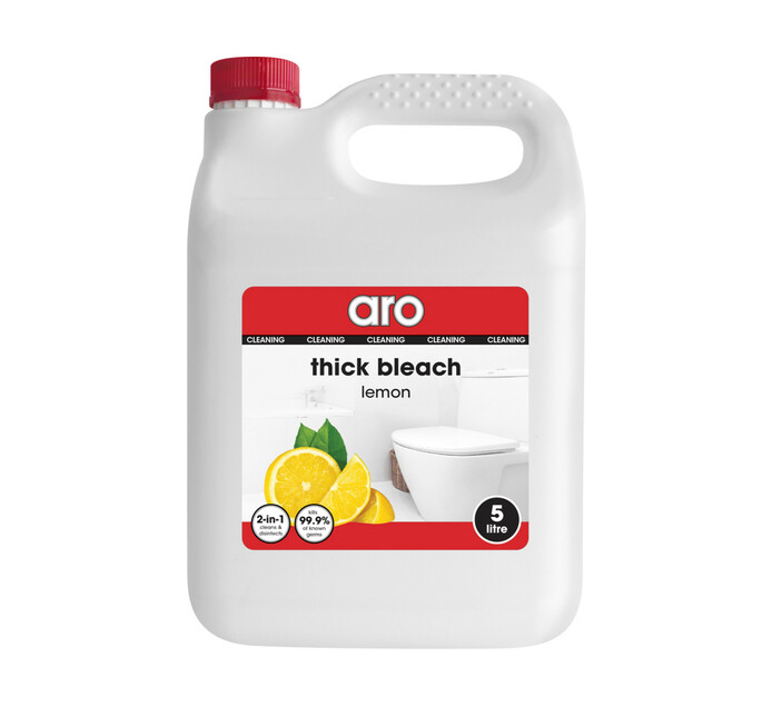ARO Thick Bleach Lemon (4 x 5l)