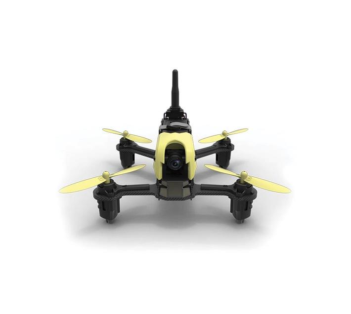 Hubsan H122D X4 Storm+Goggle And LCD Display(Yellow And Black)