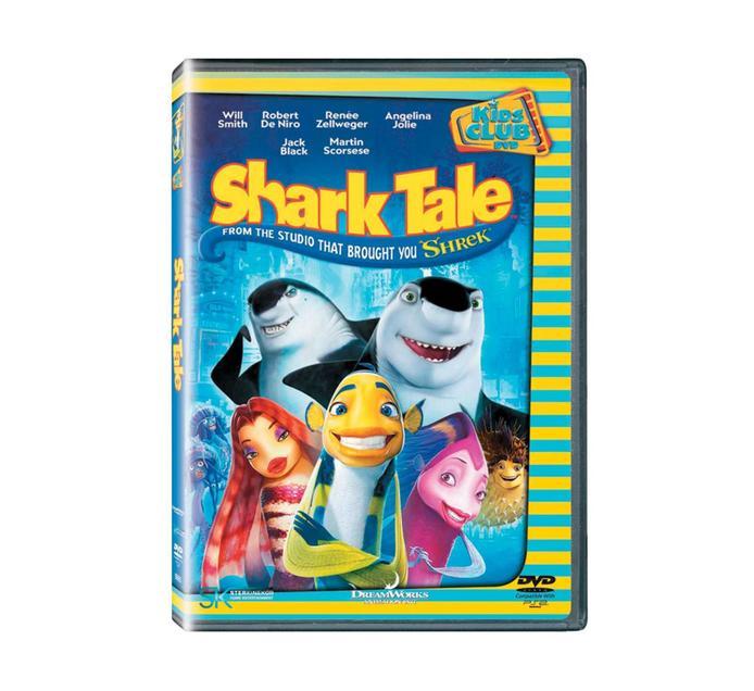 Shark Tale DVD