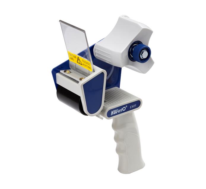 KW TRIO Tape Dispenser Light grey/blue