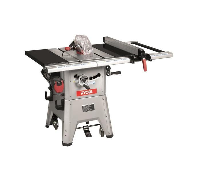 RYOBI 1800W 254mm Contractor Table Saw