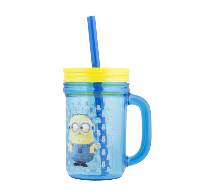 MINIONS Tumbler with Straw
