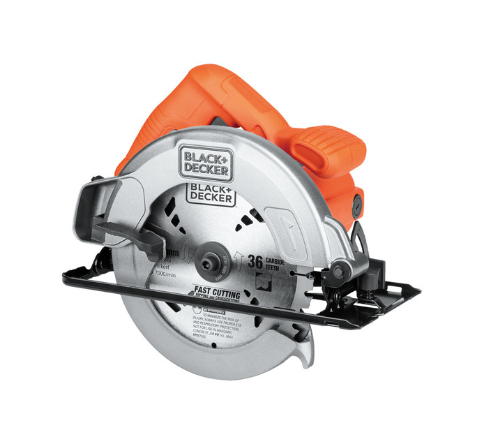 BLACK & DECKER 1400W 185 mm Circular Saw