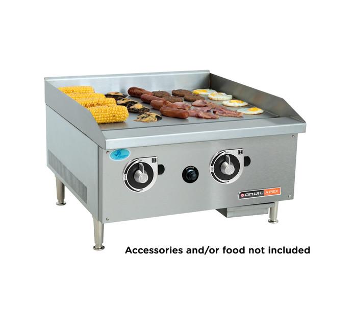 ANVIL Gas Flat Top Griller Premium Range
