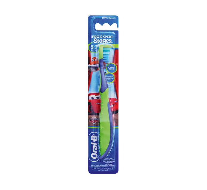 ORAL B Stages Toothbrush (All variants) (1 x 1's)