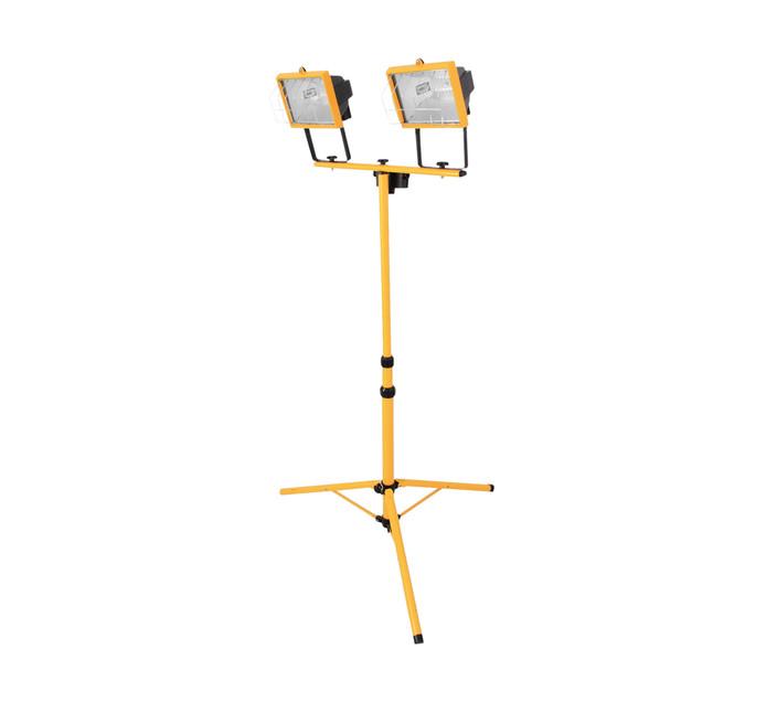 EUROLUX Floor StandingTelescope Floodlight
