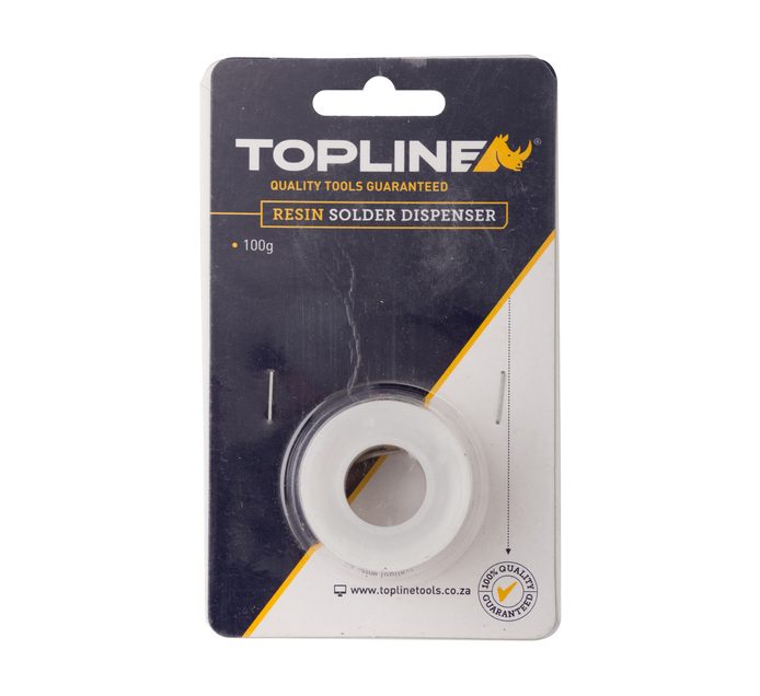 TOPLINE 100G Resin Core Solder