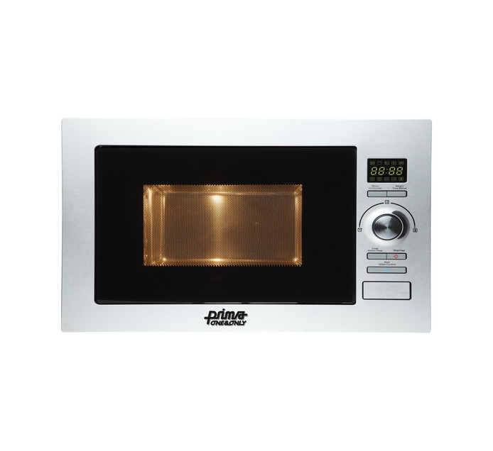 PRIMA ONE&ONLY 28l Built-In Microwave