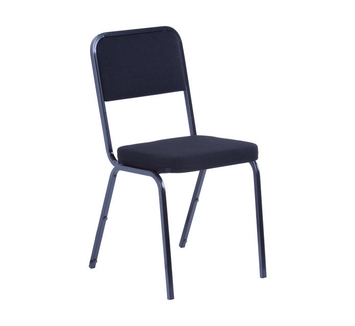 Rickstacker Chair Black