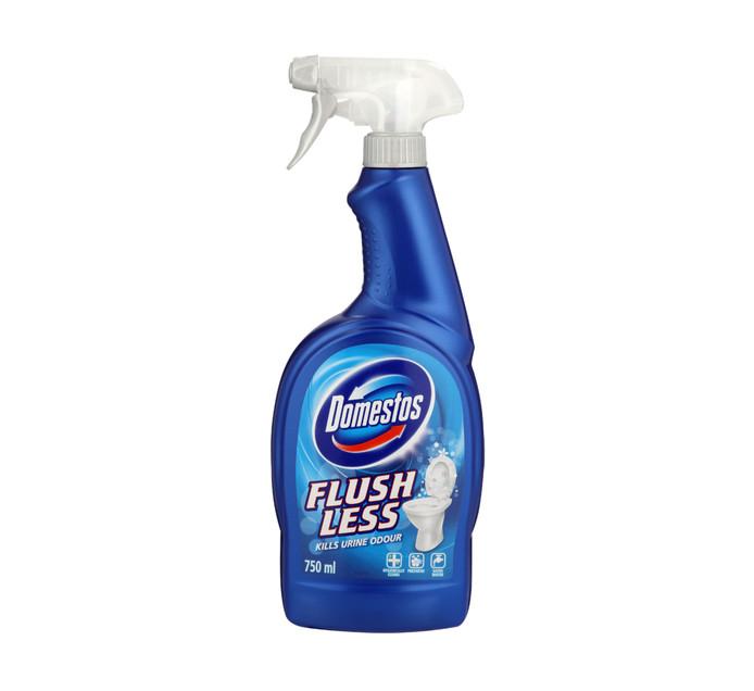 DOMESTOS Flush Less Trigger Spray Spray (1 x 750ml)