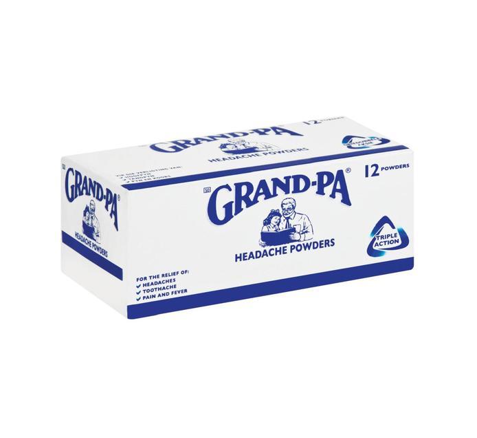 GRANDPA Powders (12 x 12's)