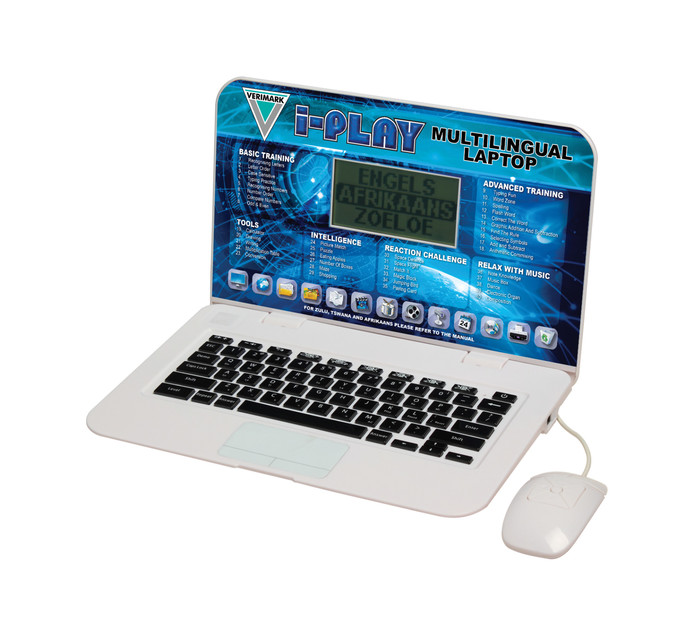 i-Play Multilingual Laptop