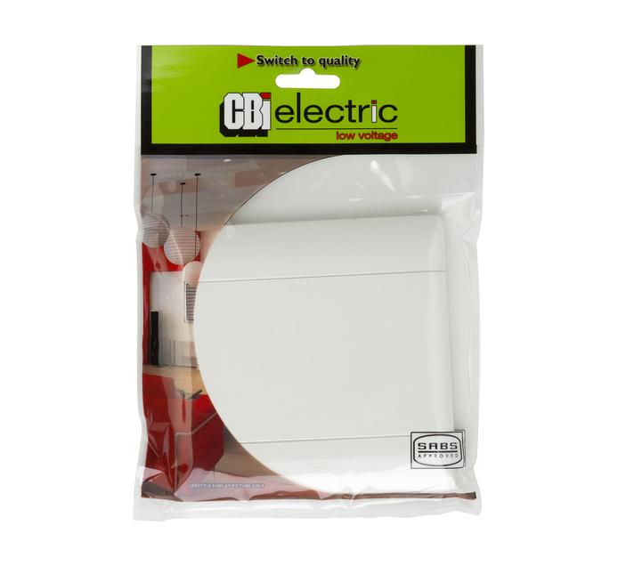CBI Blank Plate