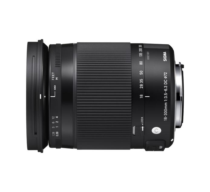 SIGMA 18-300/3.5-6.3 DC Macro OS HSM Canon Contemporary Lens