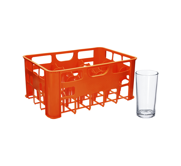 REGENT 24's Hiball Glasses in Crate