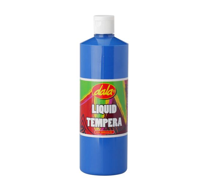 DALA 500ml Ready Mix Tempera Paint Blue