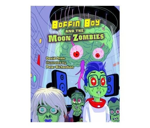 Boffin Boy And The Moon Zombies : Set 3