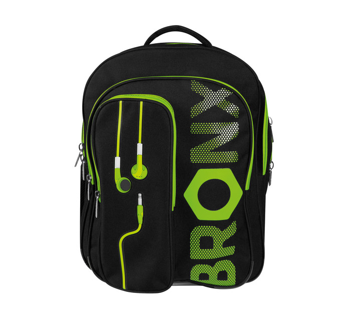 BRONX Earphone Backpack d23cc2ebc2099