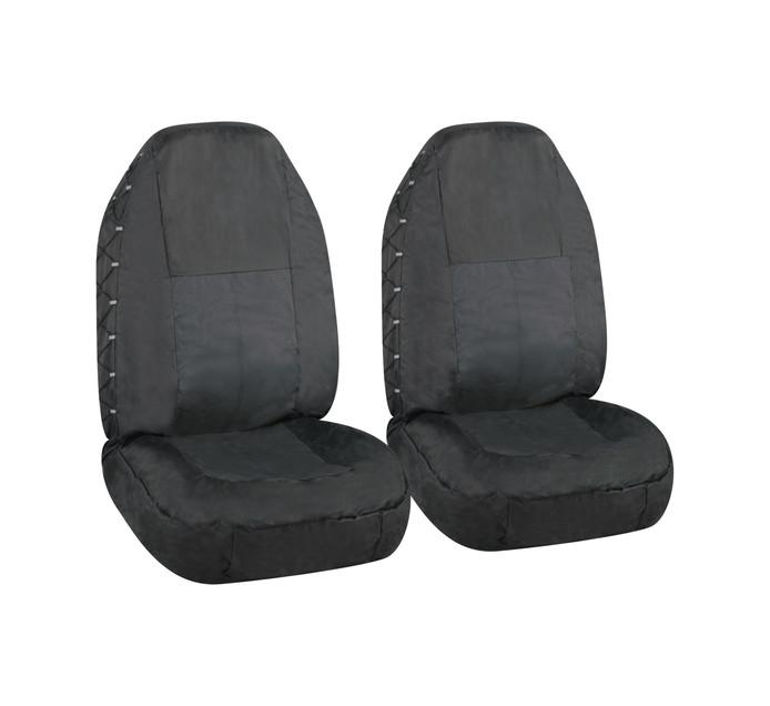GLADIATOR 2-Piece Safari Seat Covers Front