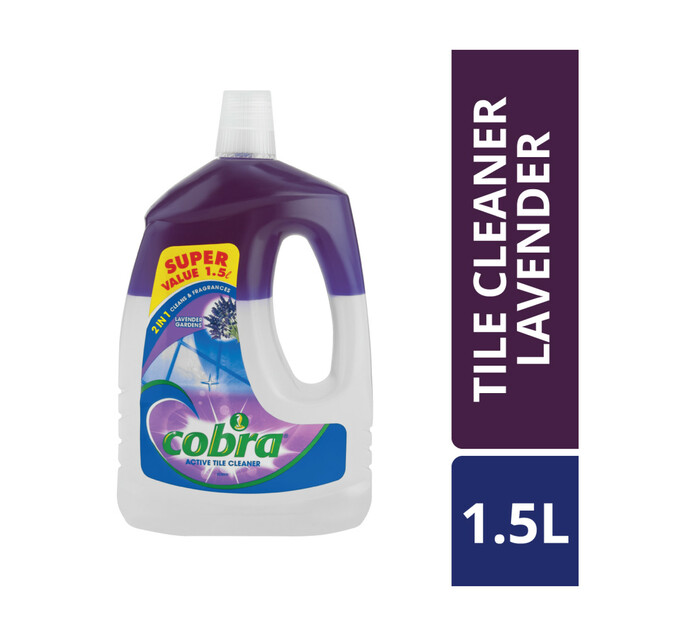 EASY CLEAN 3 In 1 Active Tile Cleaner (All variants) (1 x 1.5L)